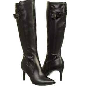 Calvin Klein $180 Designer Randin Stiletto Boots